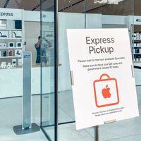 Apple convierte temporalmente algunas de sus tiendas a Apple Express, una versión simplificada de la experiencia
