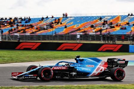 Alonso Turkey F1 2021