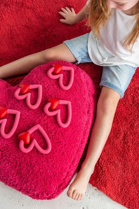 Alfombras contra el cáncer de mama