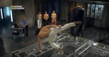 La ciencia detrás de las artes marciales: ¿cuál es la patada más eficaz?