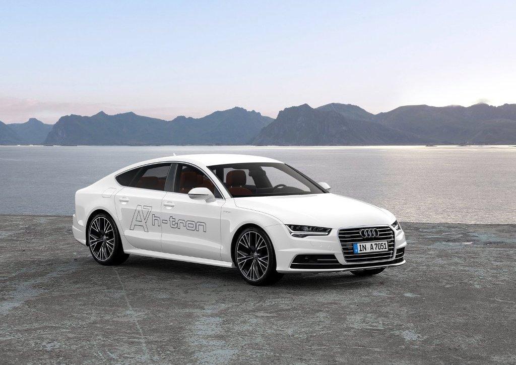 Foto de Audi A7 Sportback h-tron quattro (7/8)