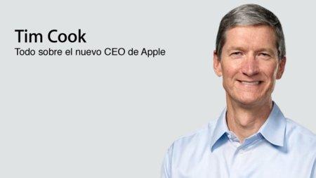 """""""No se puede planificar una vida predecible"""" Tim Cook, así es el nuevo CEO de Apple"""