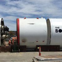 Elon Musk empieza a excavar en Los Ángeles: completado el primer segmento de su primer túnel
