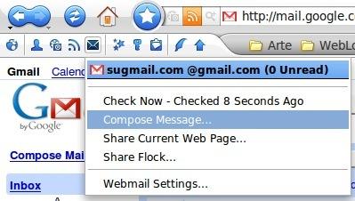 Flock Webmail