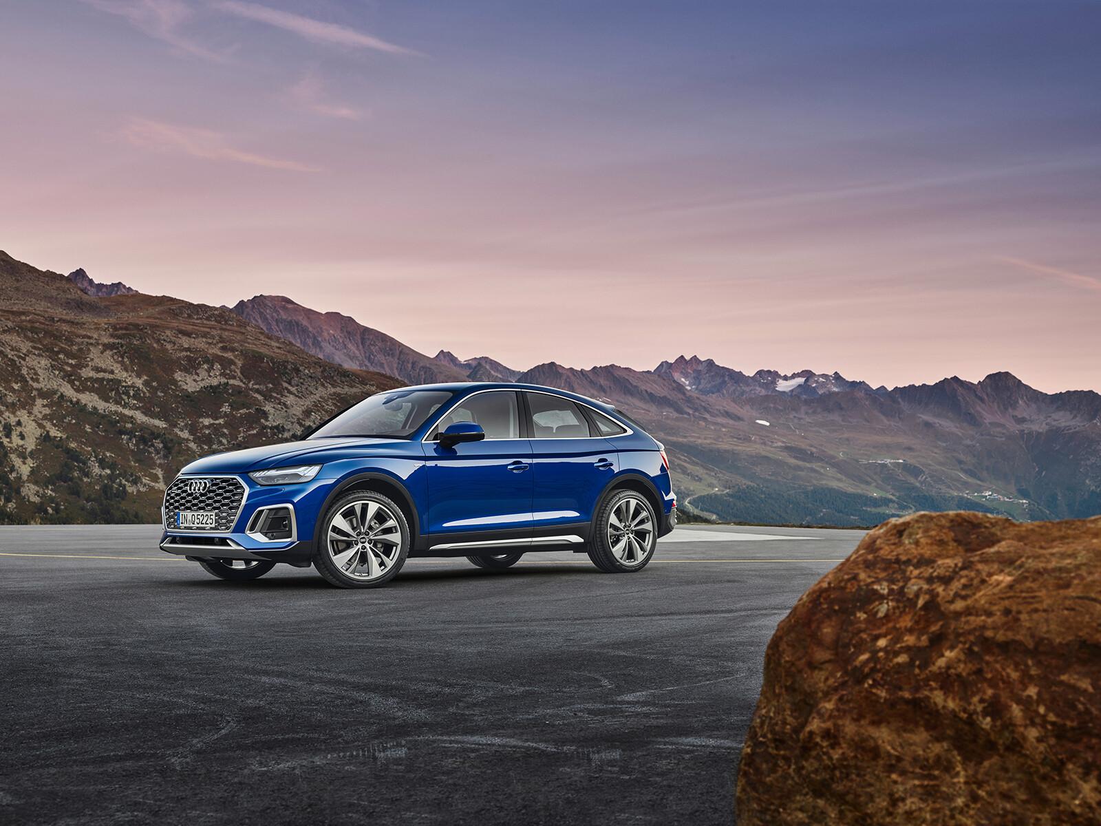 Foto de Audi Q5 Sportback (12/13)
