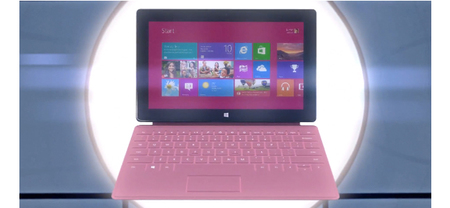 Otros dos comerciales sobre Windows 8 y Surface