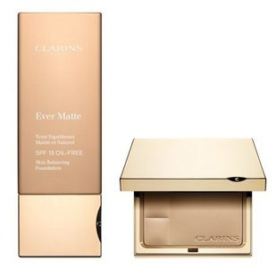 Clarins lanza Ever Matte, una base de maquillaje para controlar brillos