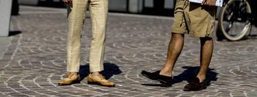 El mejor streetstyle de la semana: tú decides, shorts o bermudas
