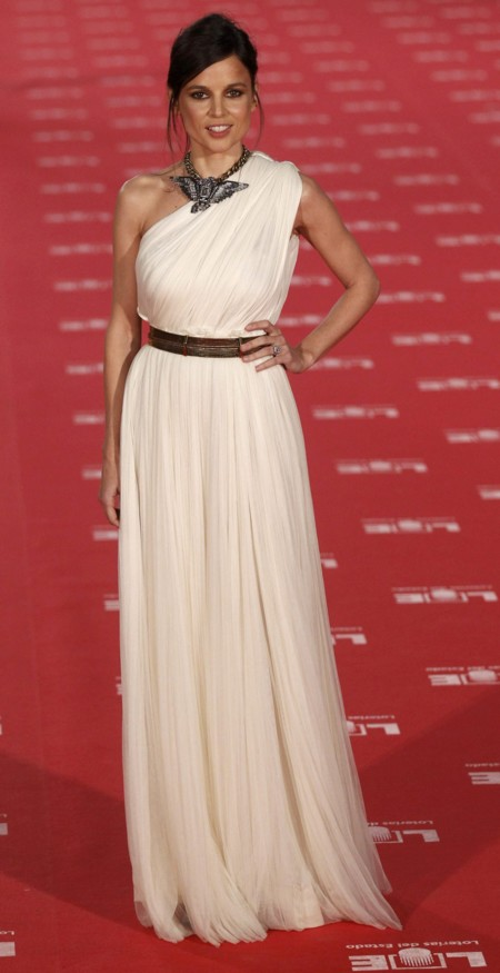 Elena Anaya de Lanvin 2012
