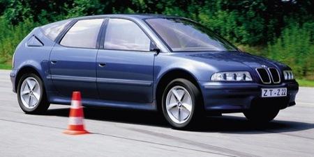 BMW Z22: afortunadamente el futuro no fue así