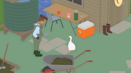 Untitled Goose Game es proclamado el mejor juego del año en los D.I.C.E Awards 2020