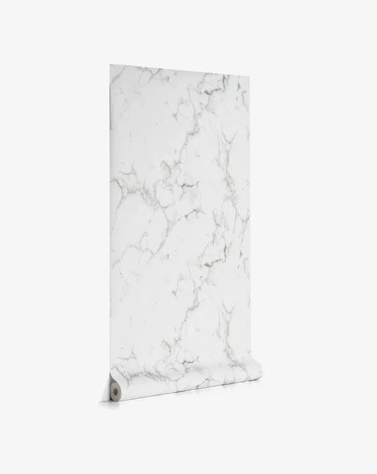 Papel pintado Marbela gris 10 x 0,53 m 49 €