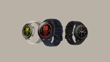 Xiaomi Mi Watch: el nuevo reloj inteligente por menos de 100 euros promete hasta dos semanas de autonomía