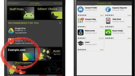 Los clientes de Google Apps ahora pueden crear un canal privado en Play para distribuir sus aplicaciones internas