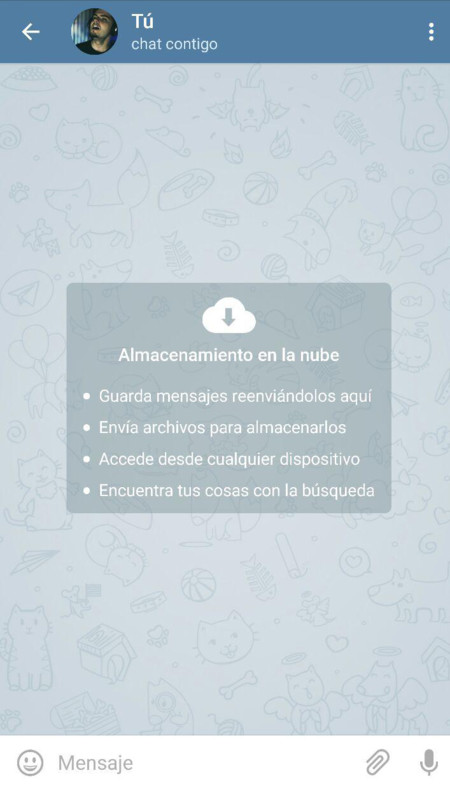 Chat Contigo Telegram