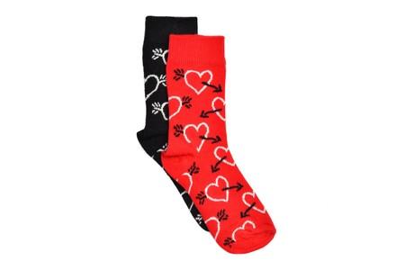 Calcetines Happy Sock Corazones