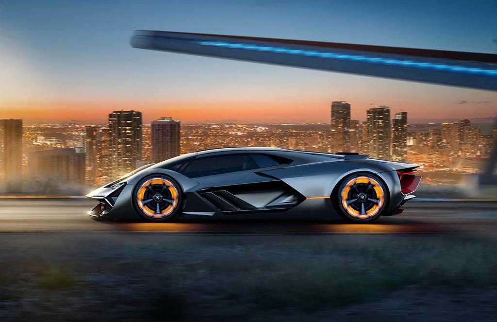 El primer superdeportivo híbrido de Lamborghini no será nada común: 2,5 millones de euros y extraña capacidad para brillar en la oscuridad