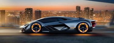 Первый гибридный суперкар Lamborghini будет необычным: 2,5 миллиона евро и сверхъестественная способность светиться в темноте