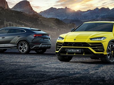 """¿Está el Lamborghini Urus amenazando el trono del Huracán como """"toro"""" superventas?"""