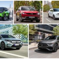 """Uno de estos modelos será nombrado el """"auto más bello del mundo 2021"""""""