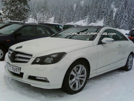 Mercedes-Benz Clase E Coupe