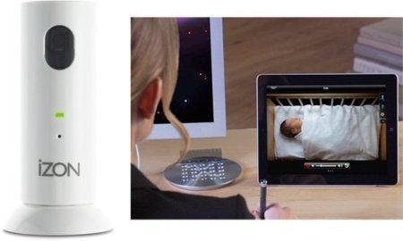 iZON, controla a tu bebé con una cámara desde el iPhone