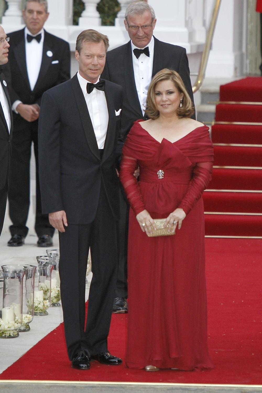 Foto de Todas las asistentes a la cena de gala de la boda del príncipe Guillermo y Kate Middleton (18/19)