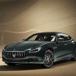 Maserati revive la nostalgia con la Royale Edition para el Quattroporte, Levante y Ghibli