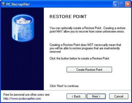 decrapifier_restore1