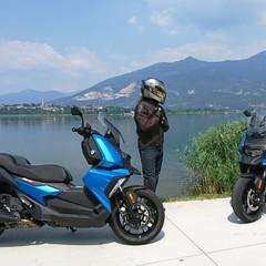 Foto 1 de 29 de la galería bmw-c-400-x-2018-prueba en Motorpasion Moto