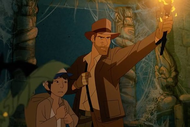 Las Aventuras De Indiana Jones