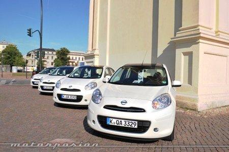 Nissan Micra 1.2 DIG-S, presentación y prueba en Berlín
