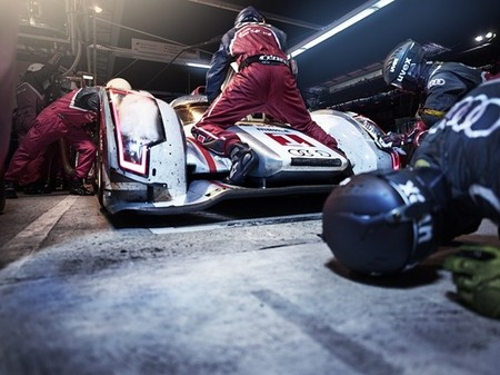 Michelin y Audi reviven la pasada edición de las 24 Horas de Le Mans
