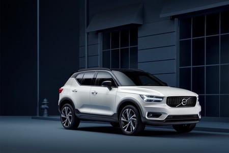 El SUV más pequeño de Volvo por fin está aquí. ¡Conoce al nuevo XC40!