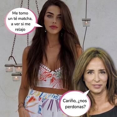 Violeta Mangriñán anuncia que jamás volverá a colaborar con este programa de Telecinco (y María Patiño está metida en el ajo)