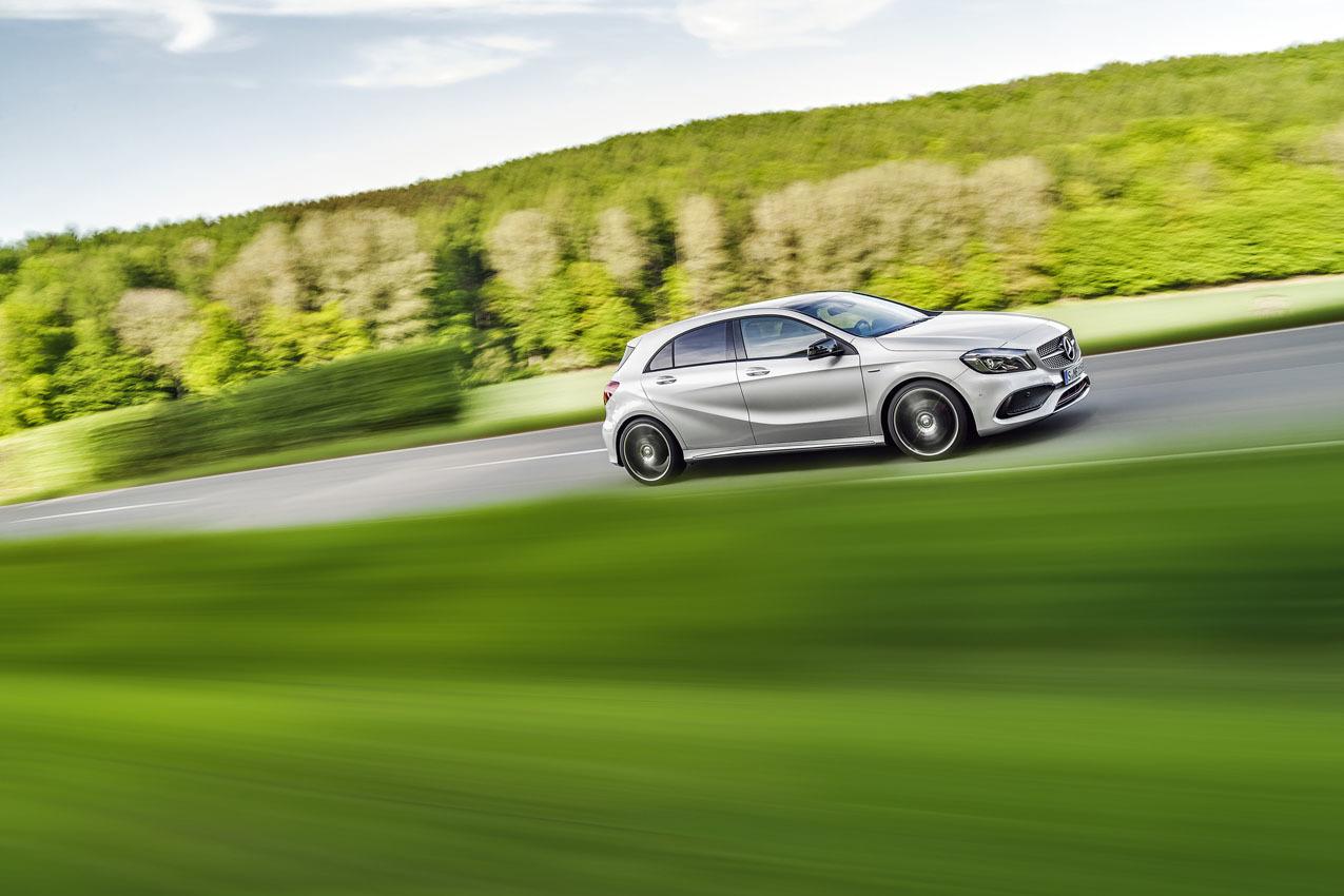 Foto de Mercedes-Benz Clase A 2015 (22/43)