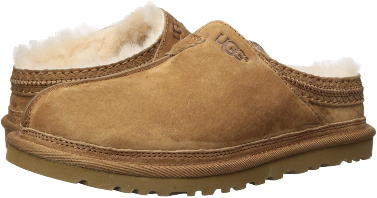 Ugg Women's Neuman Ankle-High Leather Slipper