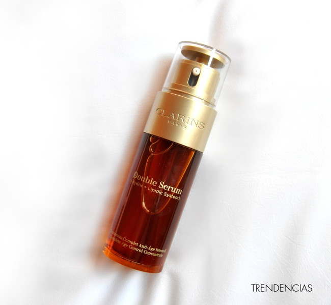 Double Serum Clarins Opinion