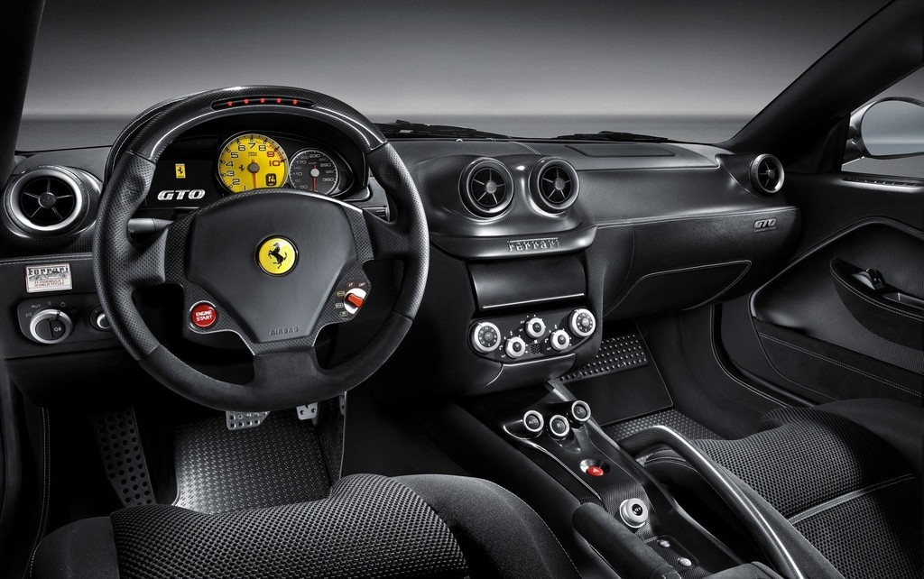 Foto de Ferrari 599 GT0 (4/5)