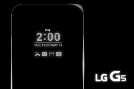 Una pantalla siempre encendida, la primera función confirmada para el LG G5