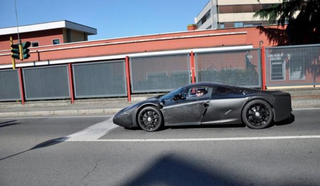 Posiblemente, el nuevo Ferrari Enzo