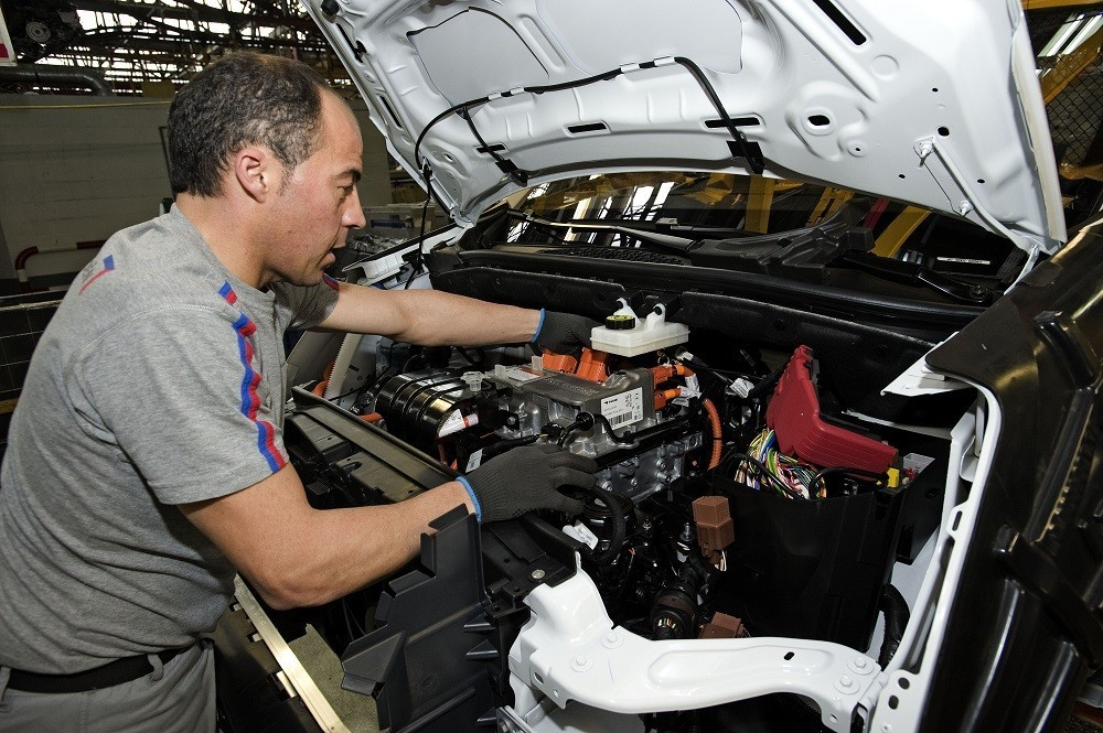 Coches Electricos Peugeot Partner Electric Vigo