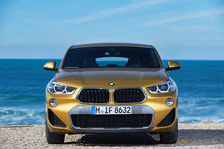 BMW X2 2018 frontal