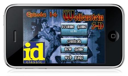 Wolfenstein 3D en iPhone / iPod touch, nueva vida para un clásico