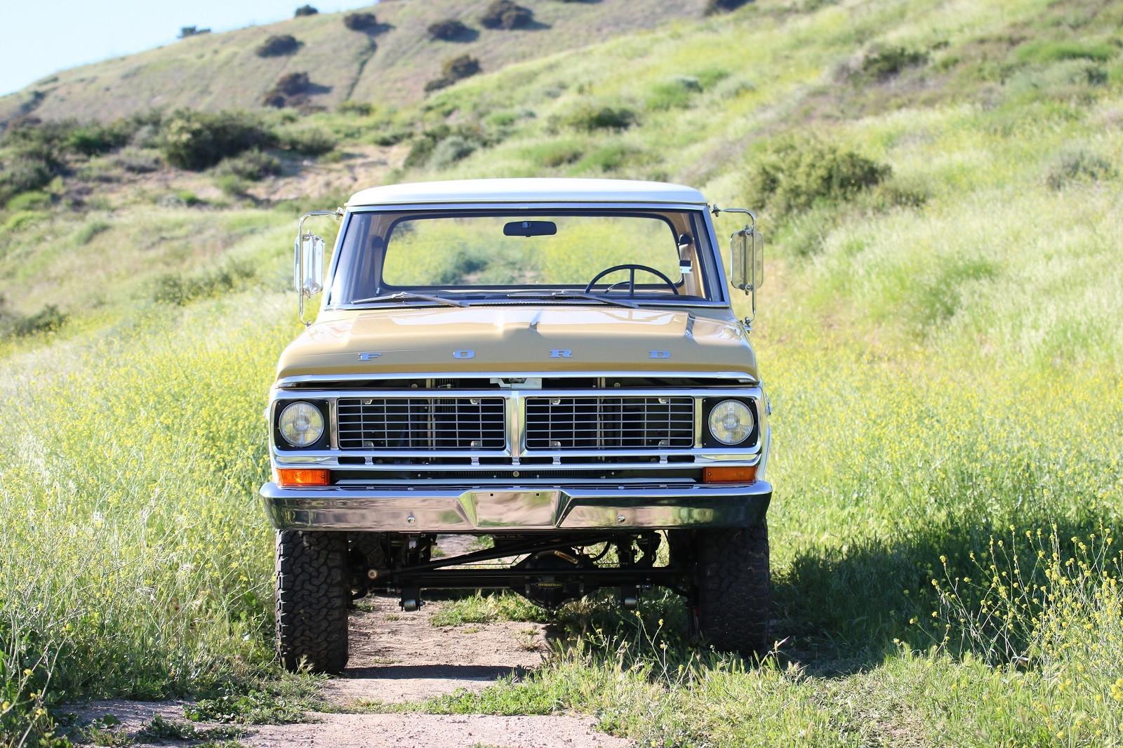 Foto de ICON 4x4 Ranger 1970 Reformer Series (36/38)