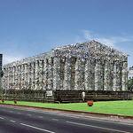 En Berlín habrá un Partenón construido con 100.000 libros censurados