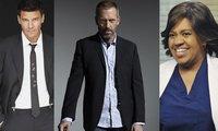 Hugh Laurie, David Boreanaz, Chandra Wilson y otros actores que también dirigen