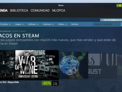 ¡Rebajas de Steam! Aquí tienes las mejores ofertas de juegos para Mac
