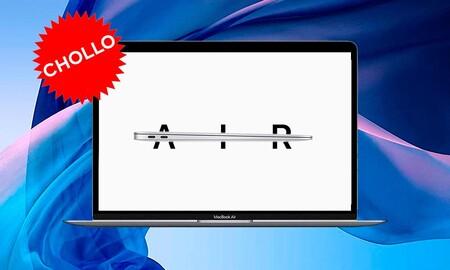 El MacBook Air 2020 con procesador Intel es un chollo en el Black Friday de eBay: lo tienes a 1.029,99 euros