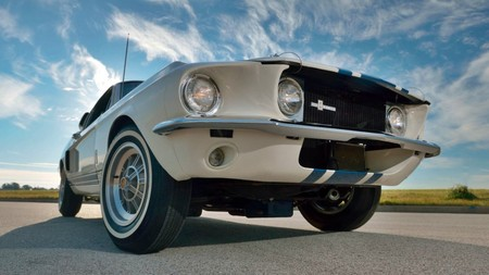 Shelby Mustang Gt500 Super Snake Subasta 11